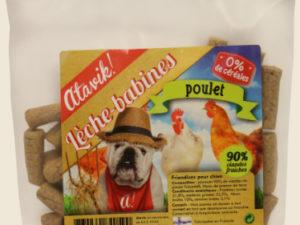 leche babine poulet