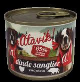 patee-pour-chien-atavik-dinde-sanglier